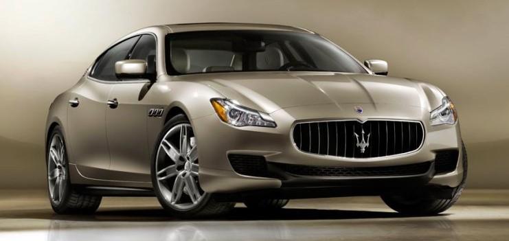 Maserati Marque Premier Financial Services