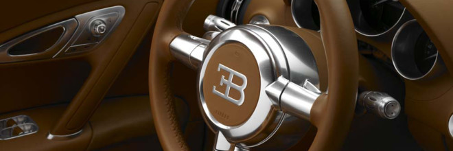 Lease a Bugatti with Premier