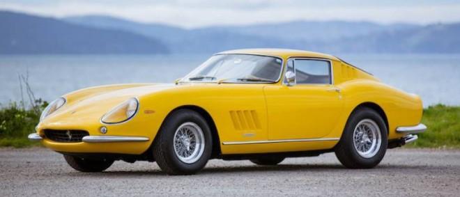 Ferrari 275 GTB Lease
