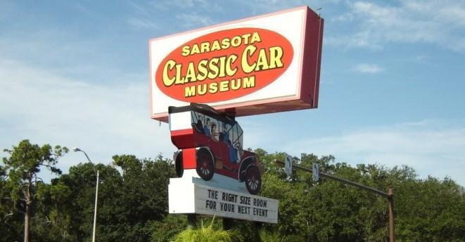 Sarasota Classic Car Museum: Road Trip To The Sarasota Classic Car Museum