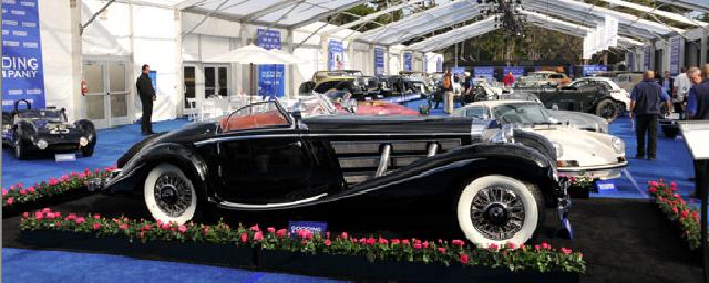 1935 Mercedes Benz SSK