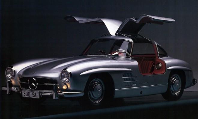 1956 Mercedes Gul Wing 300 SL