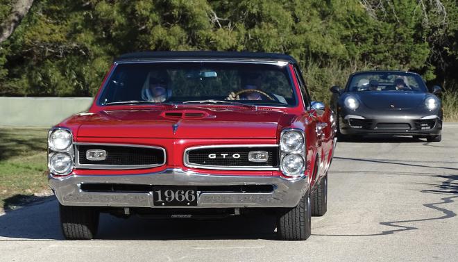 Pontiac Lease