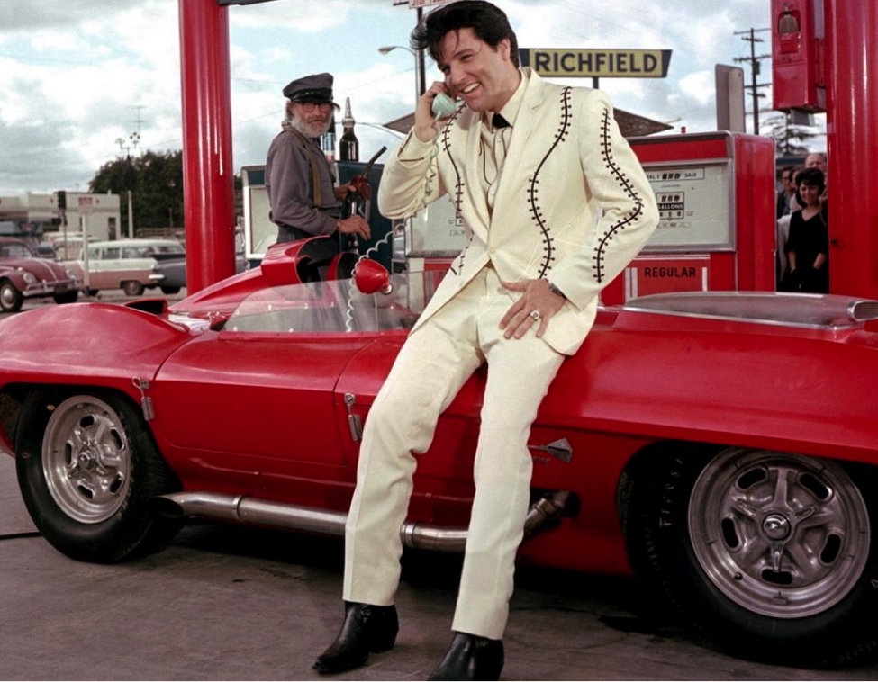 Elvis Presley The Consummate Car Collector Premier