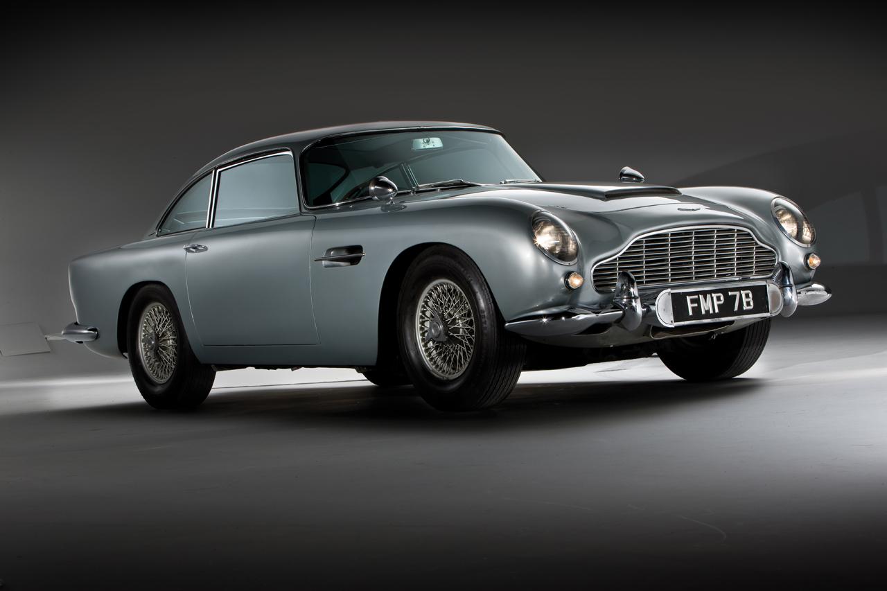 Leasing an Aston Martin