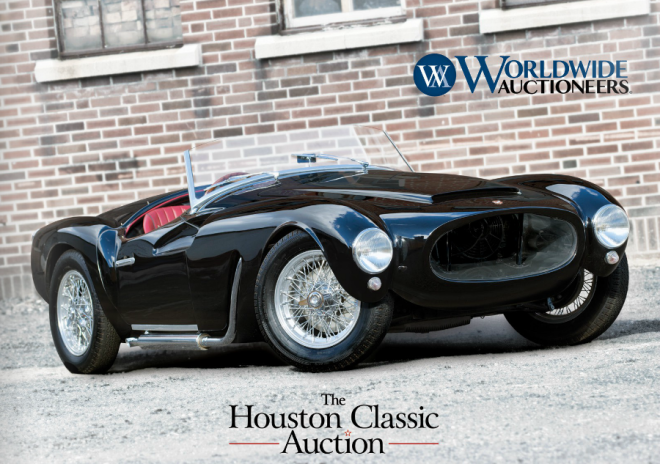 Houston Classic Auction