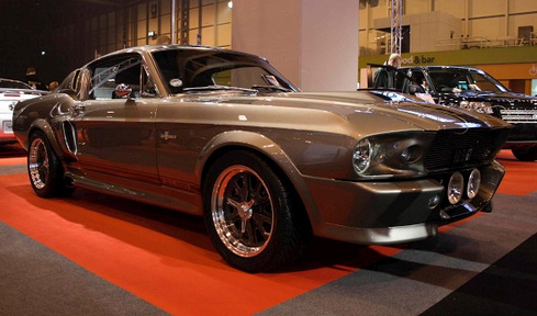 1967 Ford Shelby GT500 Lease