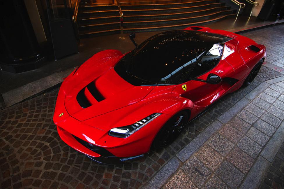 Seven Hot Sports Cars  Premier Financial Services