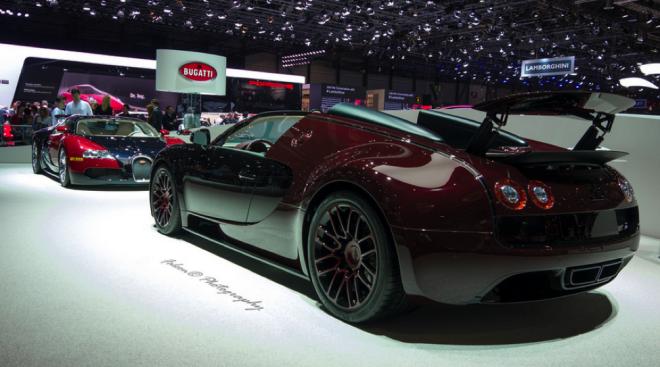 Bugatti Veyron Lease