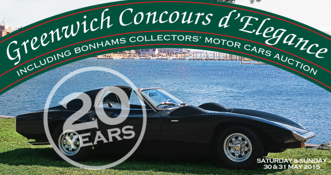 Greenwich Concours 2015