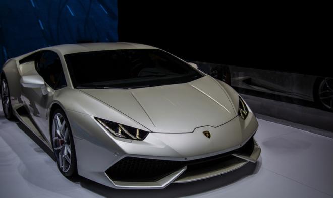 Lamborghini Huracan Lease