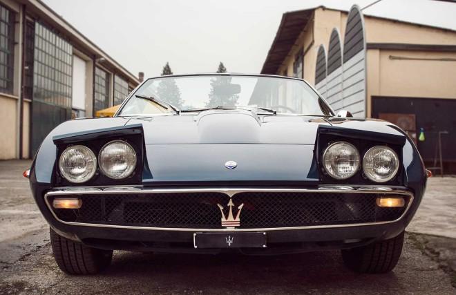 Image Source: Maserati 4.9-liter Ghibli SS Spyder (petrolicious.com)