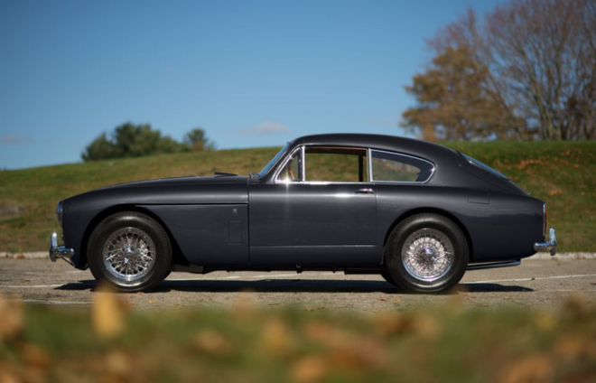 1959 Aston Martin DB Mark III Lease