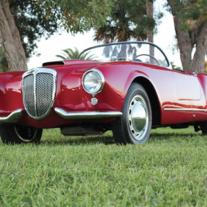 Lease a Lancia Aurelia Spider