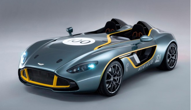 Aston Martin CC100 Lease