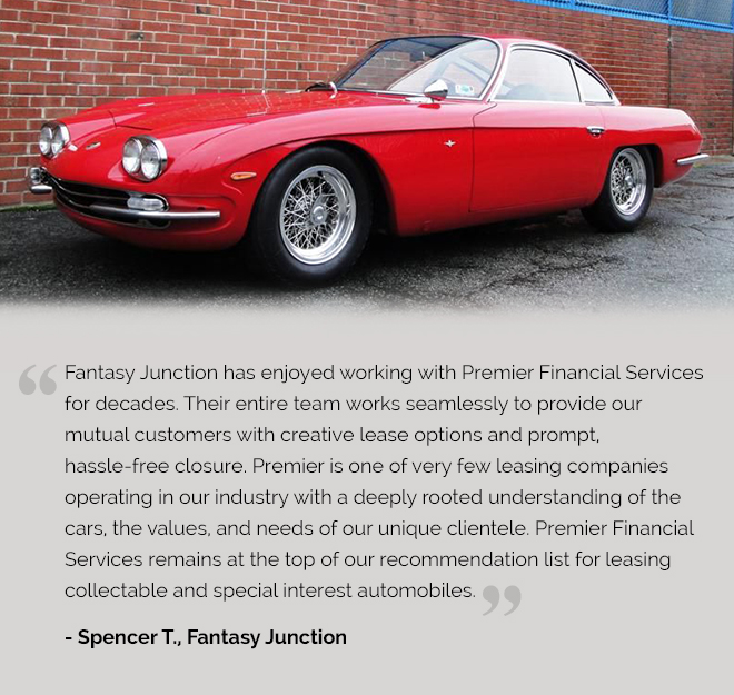 Image Source: 1965 Lamborghini 350GT Superleggera (Fantasy Junction)