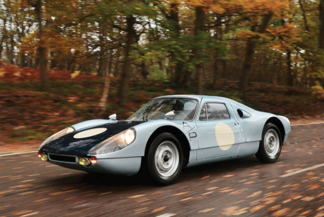 Image Source: 1965 Porsche 904 Carrera GTS (rmauctions.com)