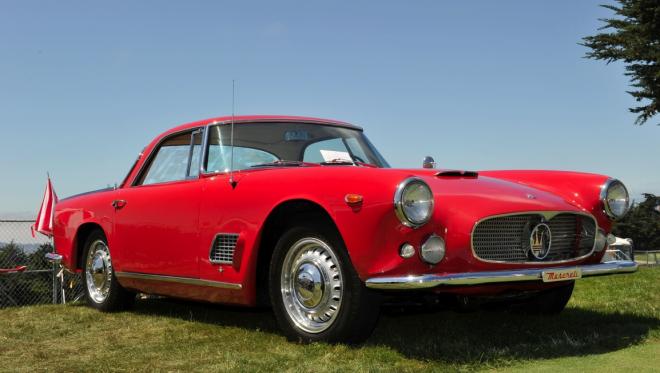 Image Source: 1959 Maserati 3500 GT Spyder Prototype Concorso Italiano (concorso.com)