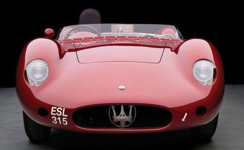 Image Source: Maserati 250S (2015 Concours d'Elegance of America)