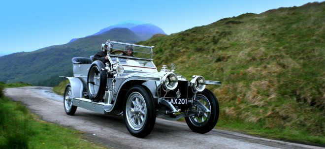 Image Source: 1906 Rolls Royce Silver Ghost (Panoramio)