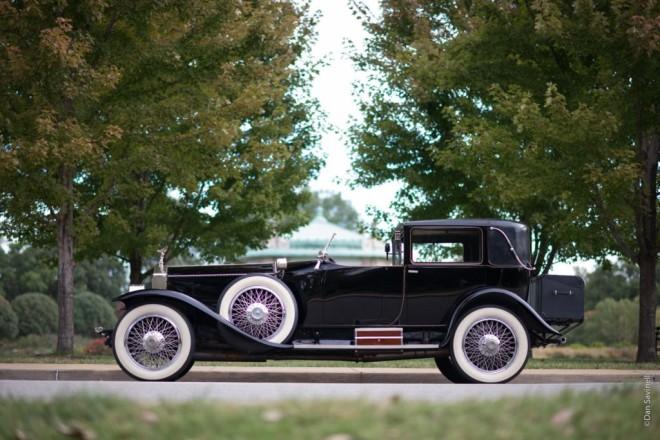 Image Source: 1925 Rolls Royce Silver Ghost Riviera (Dennis N.)