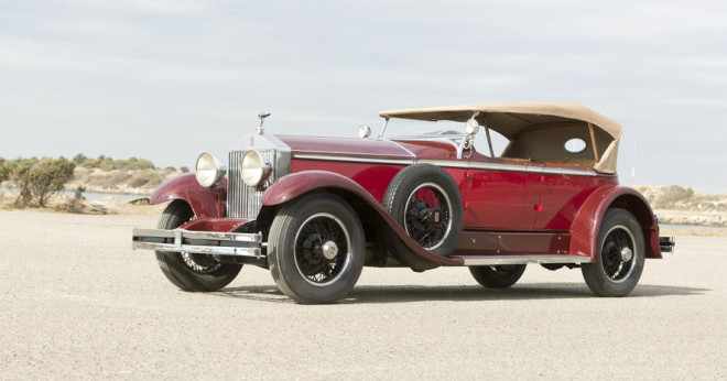 Image Source: 1929 Rolls Royce Phantom I Ascot Tourer (Dennis N.)