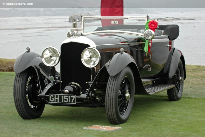 Image Source: 1930 Bentley Speed6 (conceptcarz.com)
