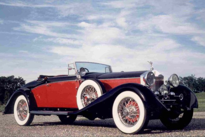 1932 Rolls Royce PhantomII Chapron Roadster