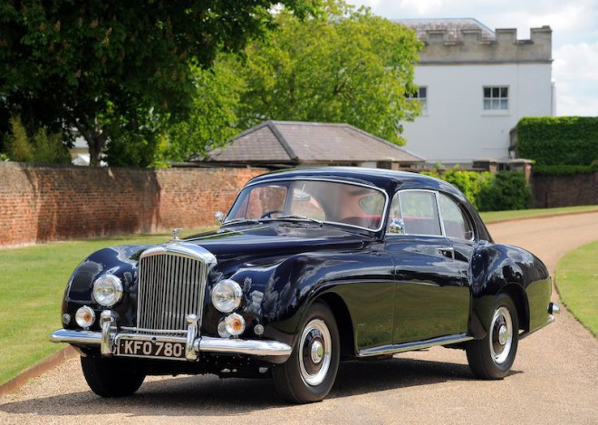 Image Source: 1955 Bentley R Type Continental (sportscardigest.com)