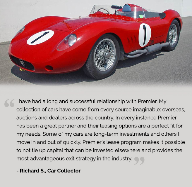 Image Source: 1957 Maserati 200 Si (Bill Noon)