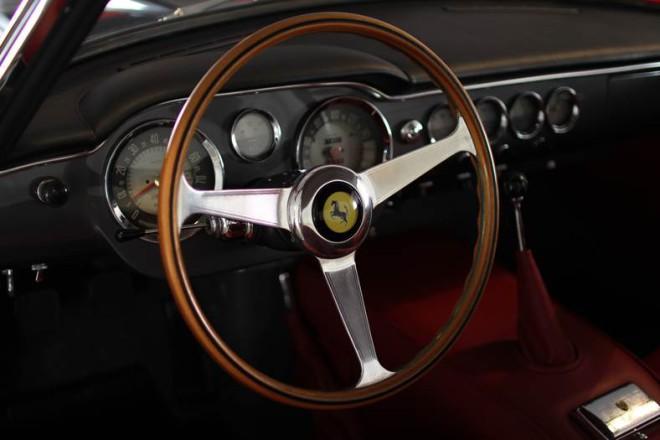 Wheel of 1962 Ferrari GT SWB