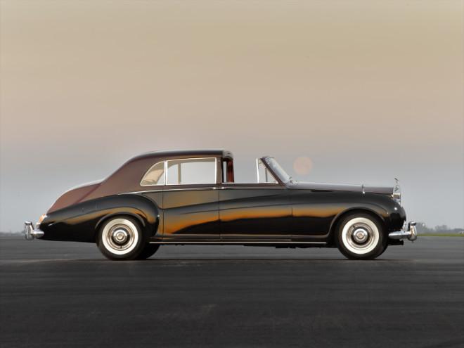 Image Source: 1962 Rolls Royce PhantomV (Dennis N.)