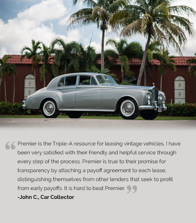 Image Source: 1964 Rolls Royce Silver Cloud III (Dennis N.)