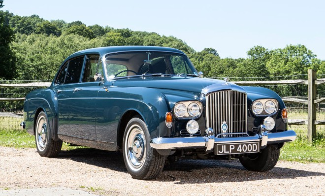 Image Source: 1965 Bentley S3 Flying Spur (threemeninabar.com)
