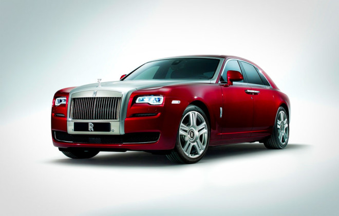 Image Source: 2015 Rolls Royce Ghost II (themanual.com)