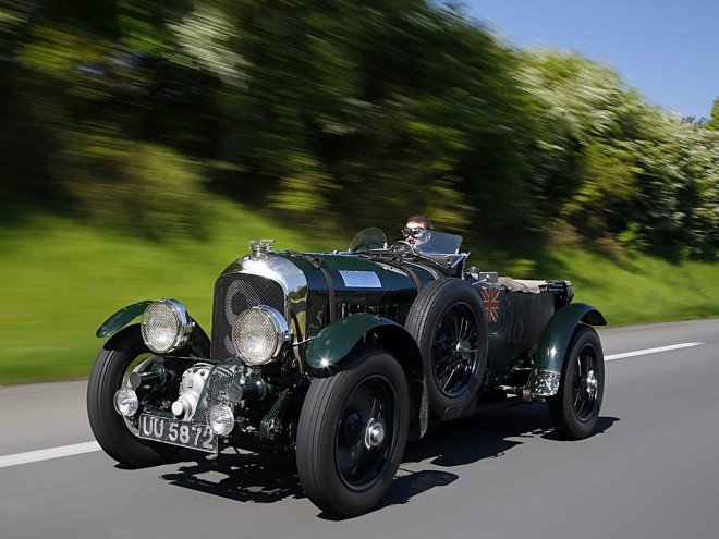 Image Source: Bentley 3.o Litre (notoriusluxury.com)