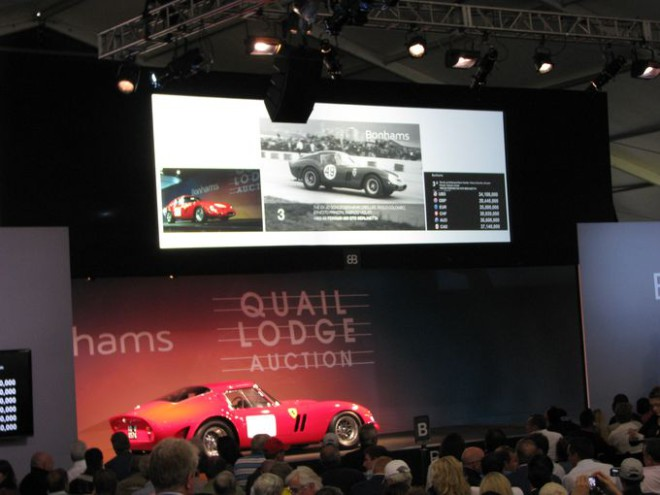 2015 Bonhams Auction
