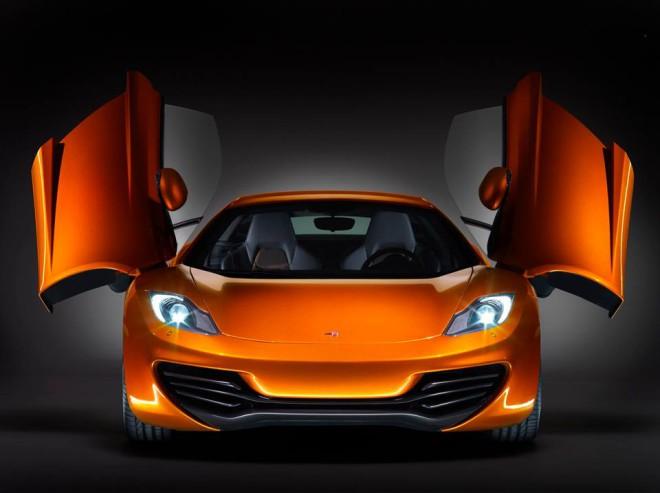 Image Source: McLaren 12C (McLaren)