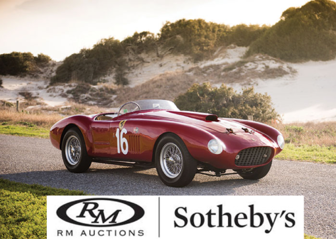 RM Sothebys 2015 Monterey Auction