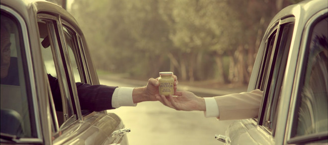 Image Source: Rolls Royce (Grey Poupon Ad)