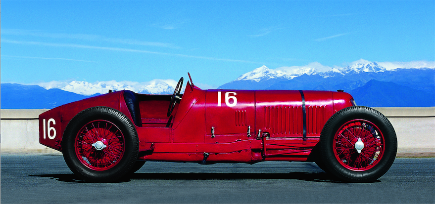 Image Source: Maserati Tipo 26 (wikimedia.org)