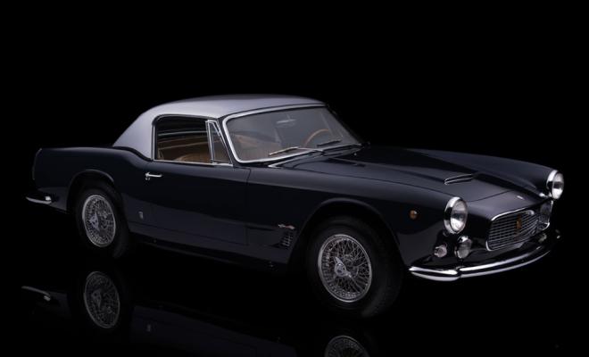 1961 Maserati 3500 GT Spyder by Vignale, Vinatge Maserati loan, Maserati leasing program, Maserati financing
