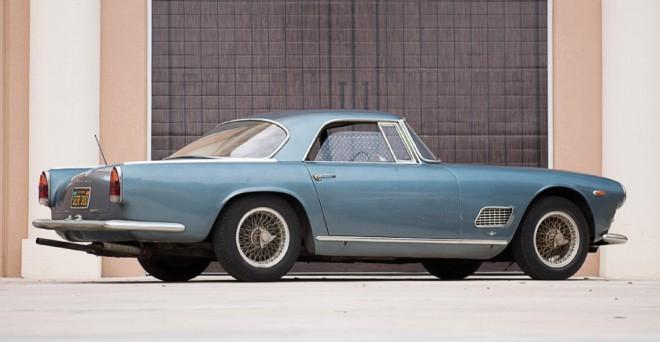 Maserati loan