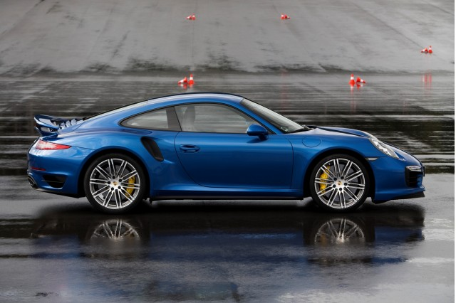 2014 porsche 911 carrera turbo s