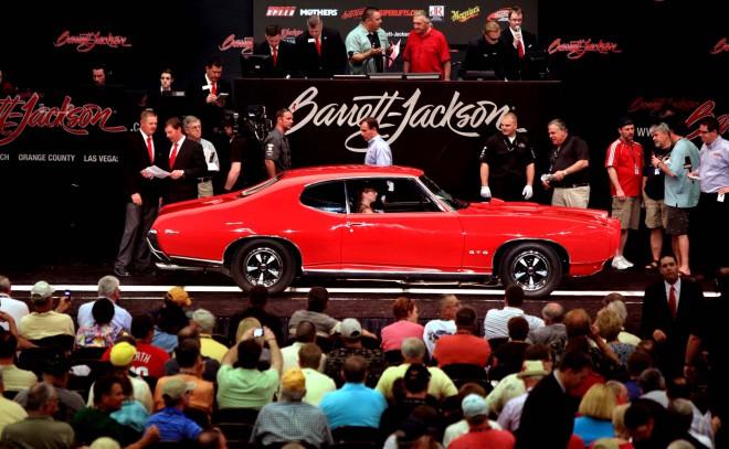 Early Lease Termination >> Cars to Watch: Barrett-Jackson in Las Vegas   Premier