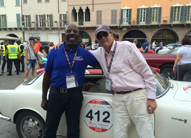 2015 Mille Miglia in Tuscany