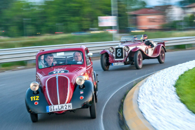Fiat Topolino Mille Miglia 2012 , Fiat leasing program, finance a Fiat