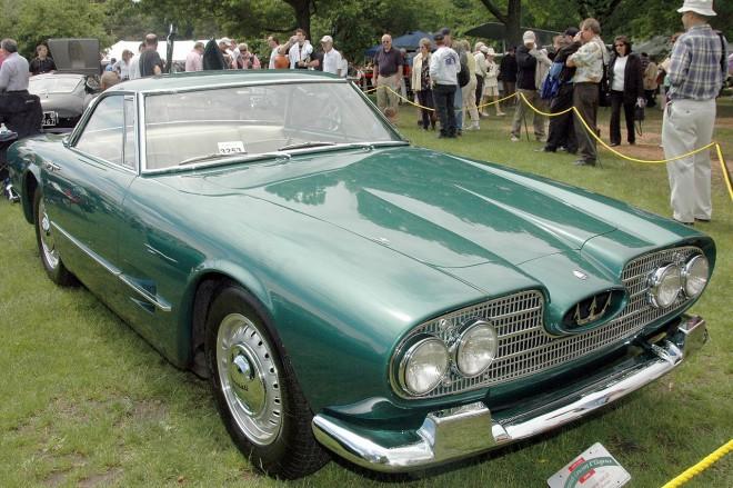 1960 Maserati 5000 GT Touring, 5000 GT financing, Maserati leasing program, lease a Maserati