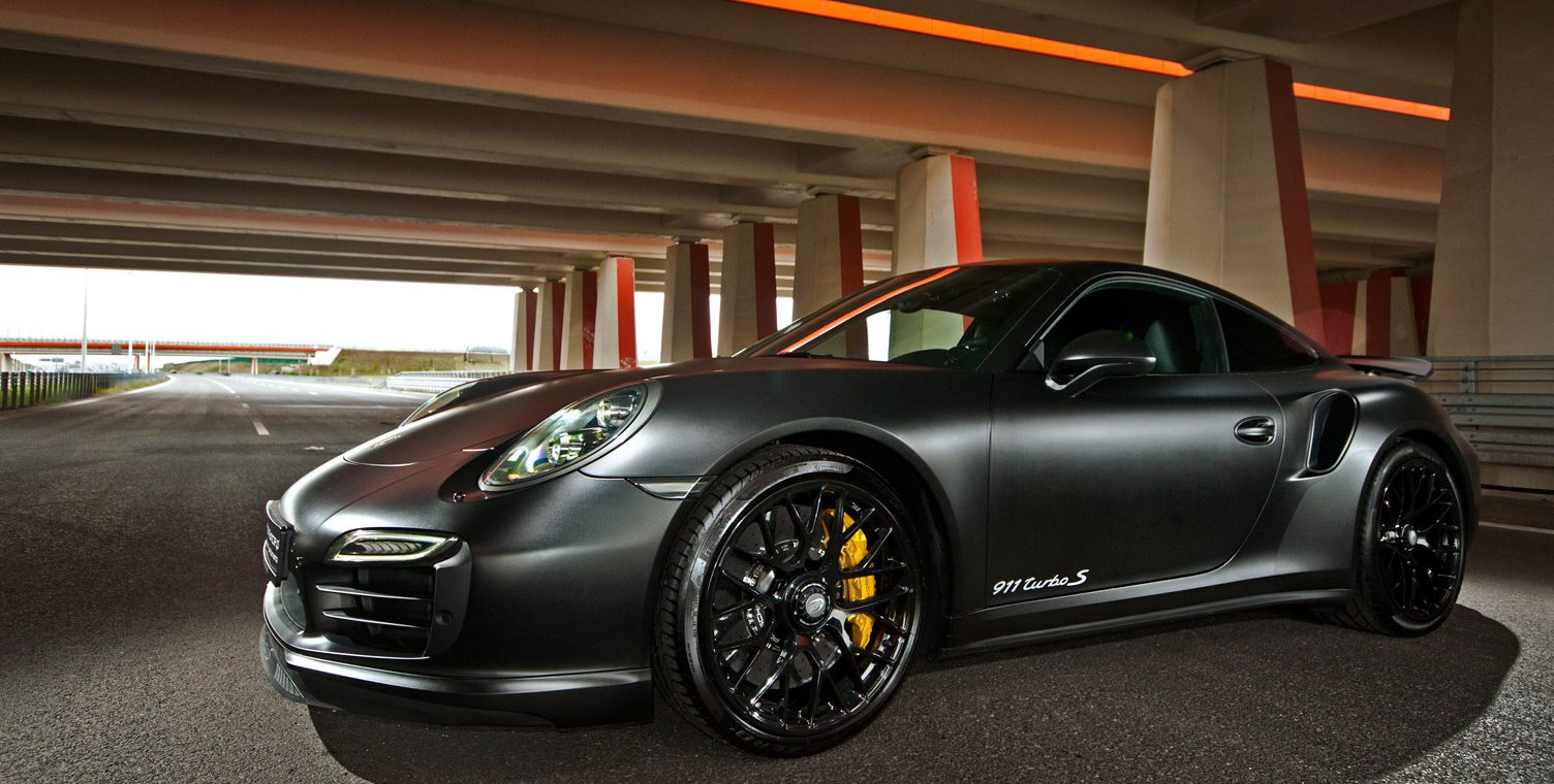Porsche 911 Turbo Turning 40 Premier Financial Services