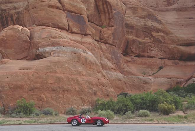 1957 Ferrari Testa Rossa Lease